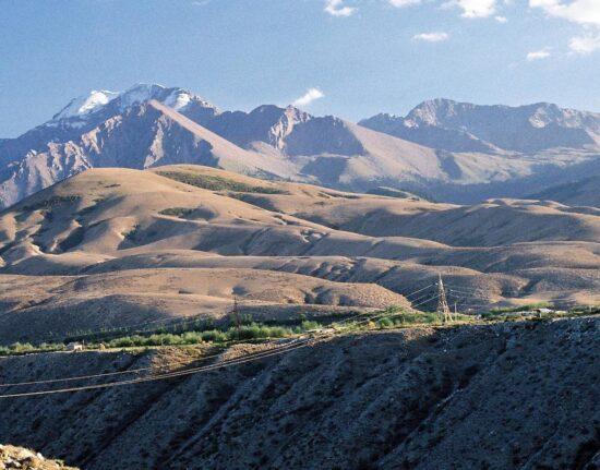 Kirgistan Warsztaty Fotograficzne