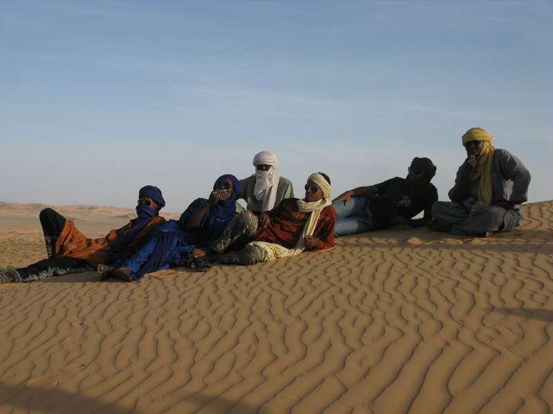 Podróż do Algierii
