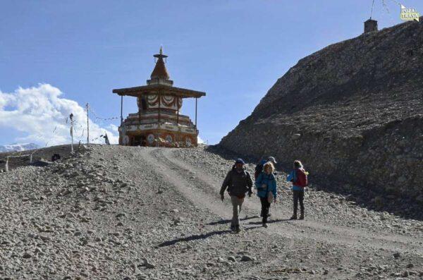 Nepal Mustang trekking