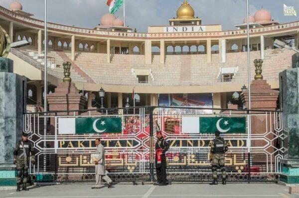 Wahag Pakistan północ południe