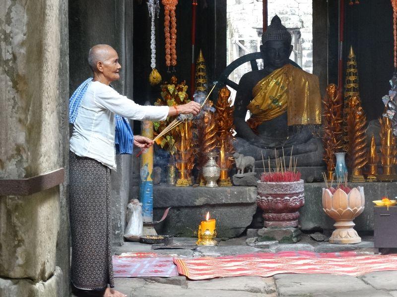 Kambodża Nowy rok