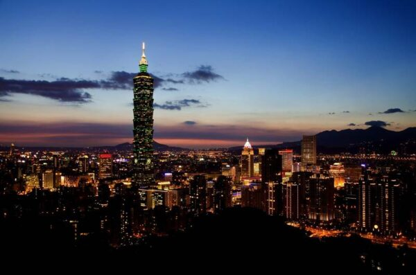 Tajwan Taipei