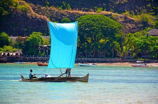 Madagaskar wyjazd