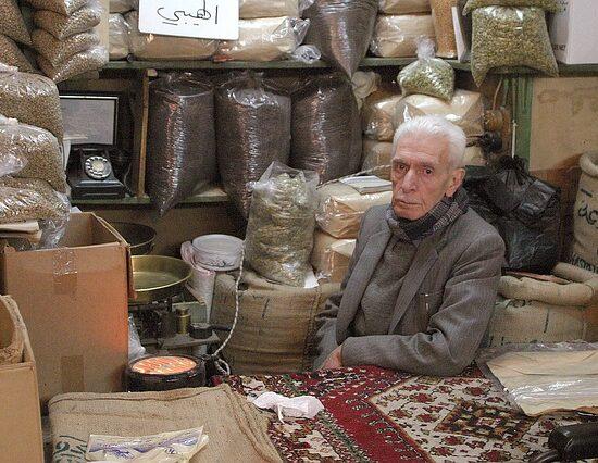 Aleppo w Syrii