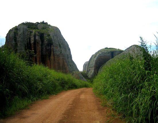 Angola Park Narodowy
