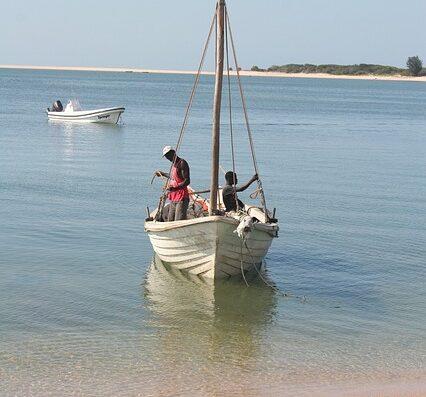 Mozambik Archipelagu Bazaruto