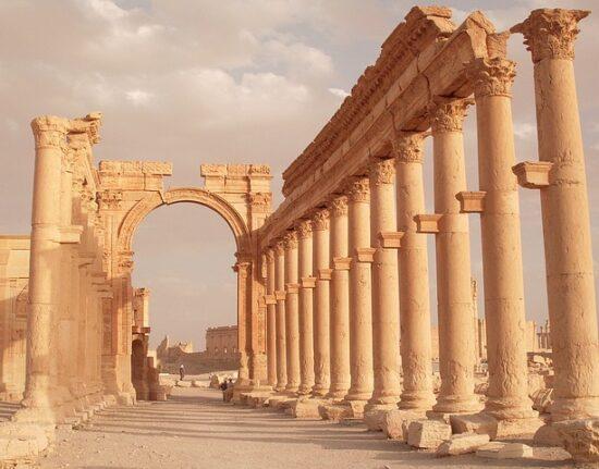 Syria Wycieczka