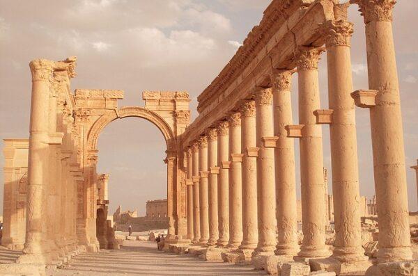 Palmyra Wycieczka