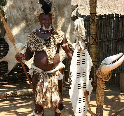 wojownik Suazi
