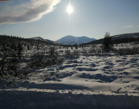 Jakucja zimą