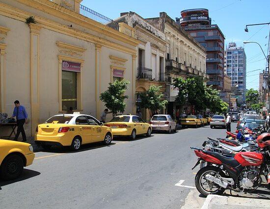 Paragwaj wyprawa