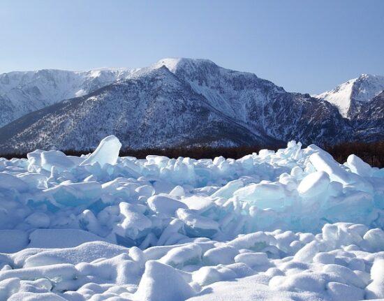 Bajkał zima