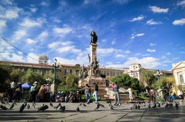 La Paz Boliwia