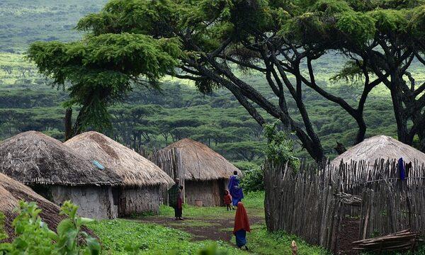 Tanzania Masajowie