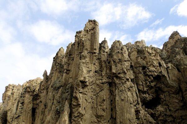 Boliwia Dolina Księżycowa