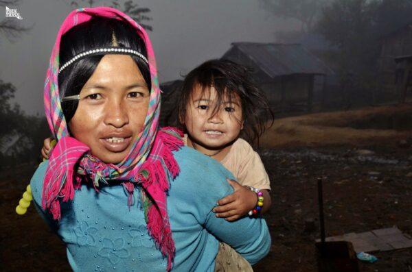 Mniejszości Etniczne Wietnam Północny