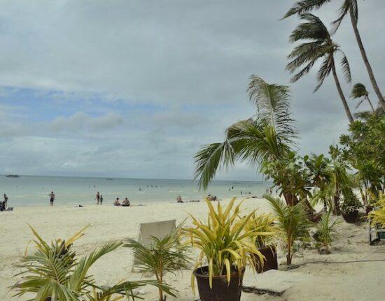 Filipiny Bohol Palawan Borocay 2020
