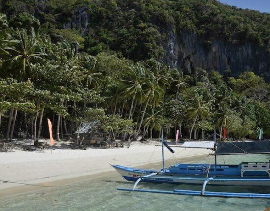 Filipiny Bohol Palawan