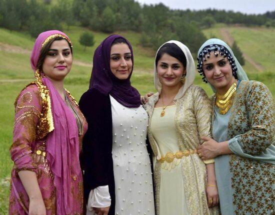 Kurdyjskie kobiety