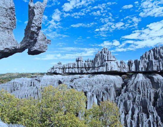 Tsingy podróże wyjazdy