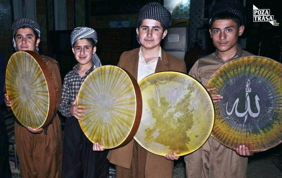 Kurdystan iracki muzyka z Kurdystanu