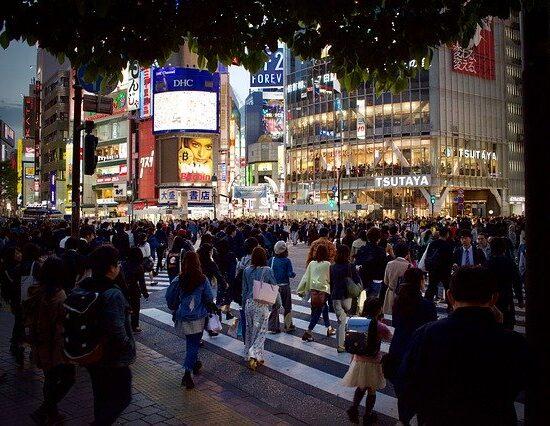 Japonia wyprawa