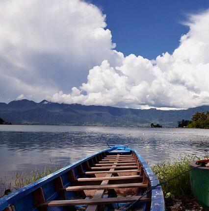 Indonezja Jezioro Toba