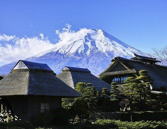 Fuji Fudżi