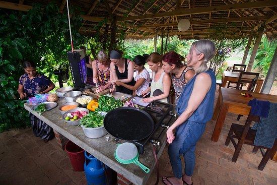 warsztaty kulinarne na Sri Lance