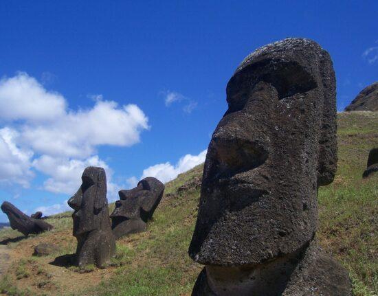 Wyspa Wielkanocna Rapa Nui