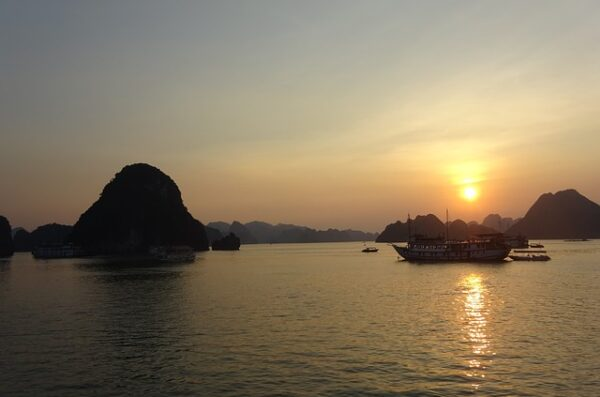 Wietnam Kambodża Sylwester