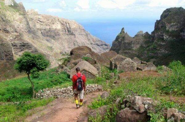 Sao Nicolau Wyspy Zielonego Przylądka Fotografie