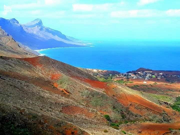 Sao Nicolau - Wakacje na Wyspach Zielonego Przylądka
