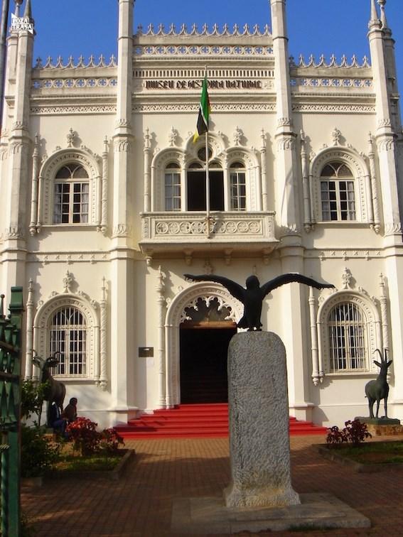 Maputo Wyjazd Mozambik Suazi