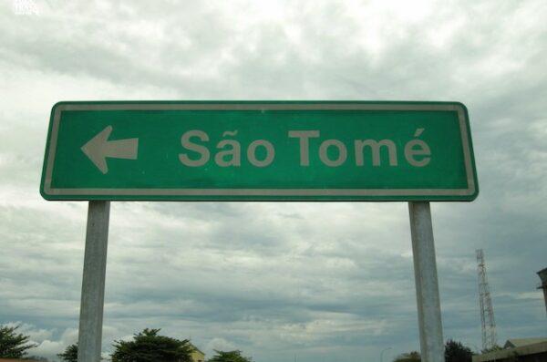 Sao Tome wycieczka
