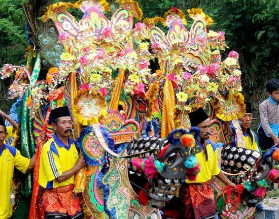 Celebes Jawa Indonezja Wyjazd