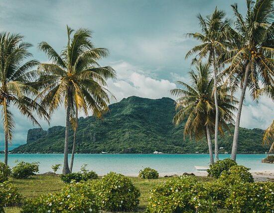 Pitcairn Polinezja Francuska
