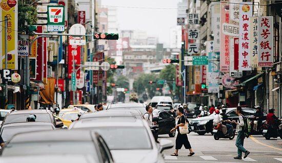 Tajwan wycieczka