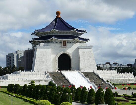 zabytki Tajwan