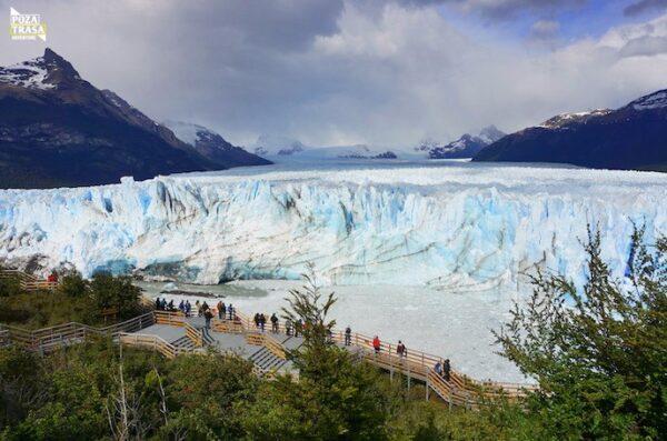 El Calafate - Lodowiec Perito Moreno