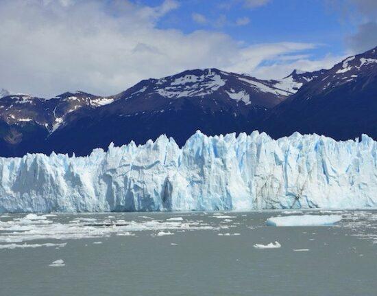El Calafate Lodowiec Perito Moreno Argentyna