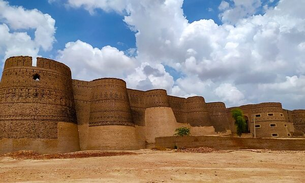 Fort Derawar Pakistan wycieczka
