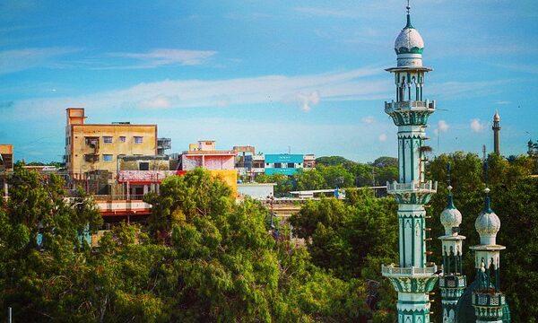 Karachi w Pakistanie