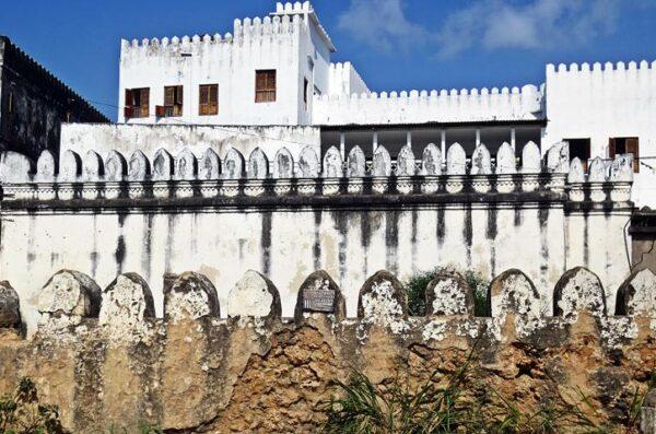Zanzibar Prison Island Tanzania wyjazd
