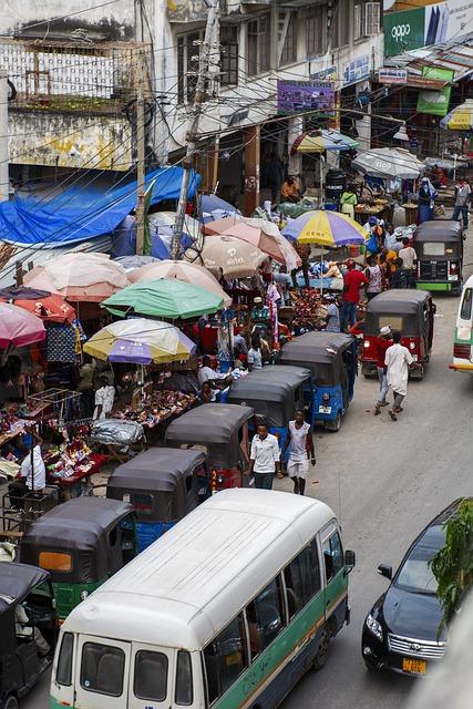 Zanzibar Tanzania wyjazd