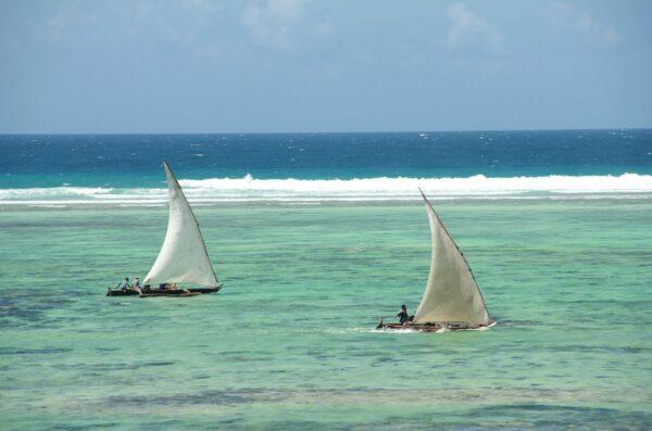 Zanzibar Tanzania wyjazd Rejs Dhow