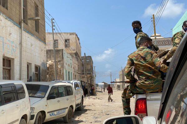 Somalia 2021 Fotografie
