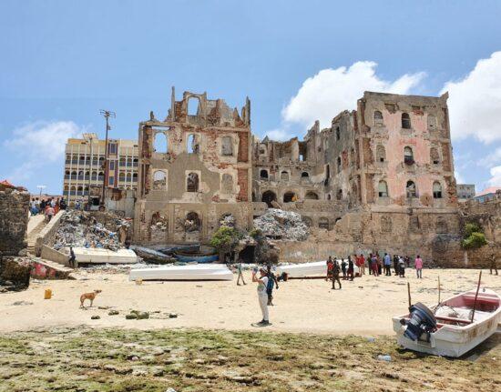 Mogadiszu Somalia