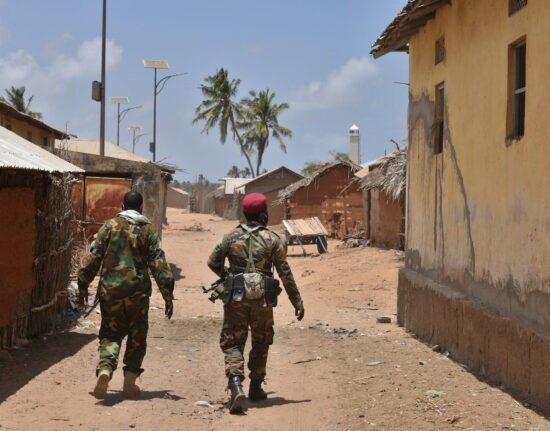 Somalia i Somalijczycy Dżubaland Jubaland w Somalii