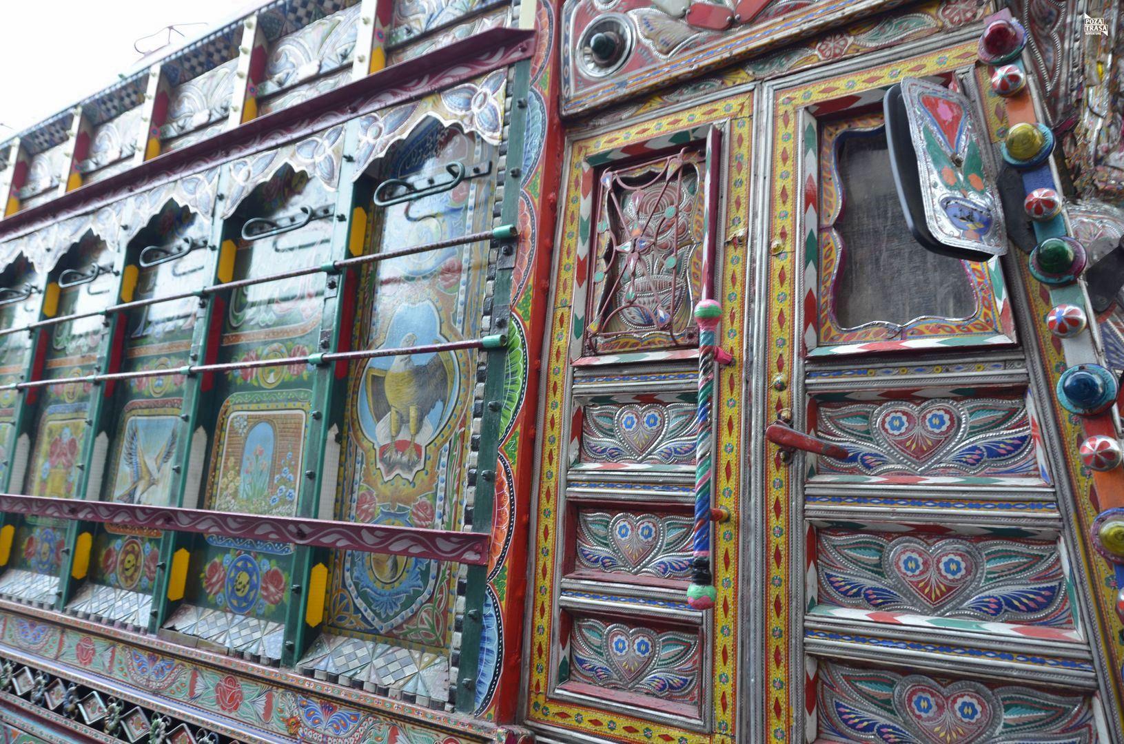 podróżując po Pakistanie